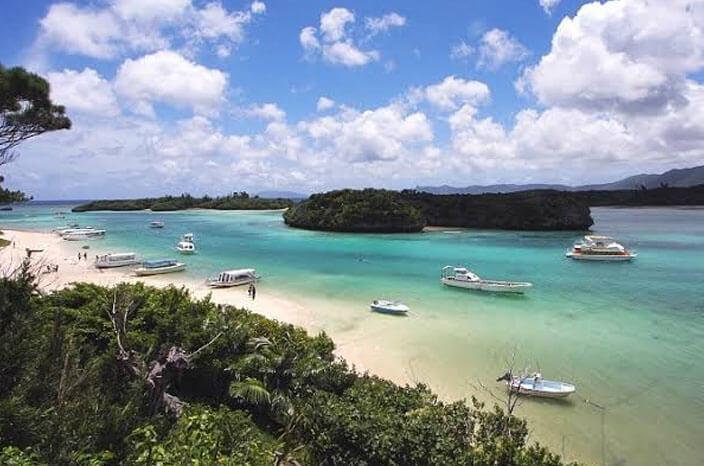 Okinawa's Ishigaki Island
